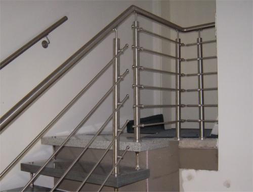 edelstahlgel nder bausatz 1 lfm gel nder balkon treppe absturzsicherung ebay. Black Bedroom Furniture Sets. Home Design Ideas
