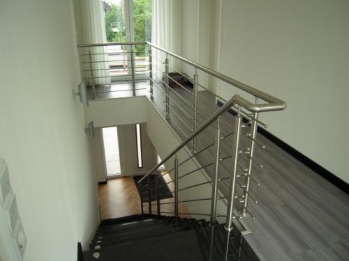 edelstahlgel nder bausatz 1 lfm gel nder balkon treppe absturzsicherung. Black Bedroom Furniture Sets. Home Design Ideas