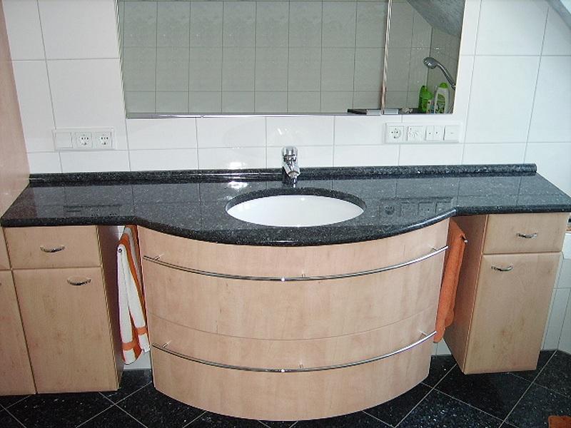 granitwaschtische und duschen aus naturstein granit marmor. Black Bedroom Furniture Sets. Home Design Ideas